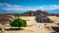 TIME LAPSE: Monte Alban Ruins, Mexico video