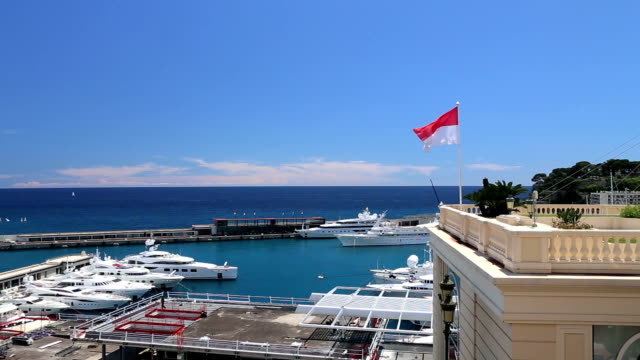 Monte Carlo  Monaco summer video video