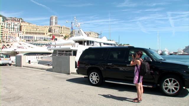 HD: Monte-Carlo Seaport video