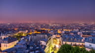 Montparnasse Morning - Time Lapse video