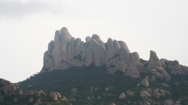 Montserrat mountain video