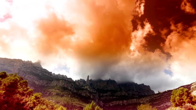 Montserrat Mountains video