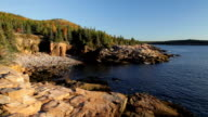 Monument Cove and Gorham Mountain, Acadia National Park, Maine video