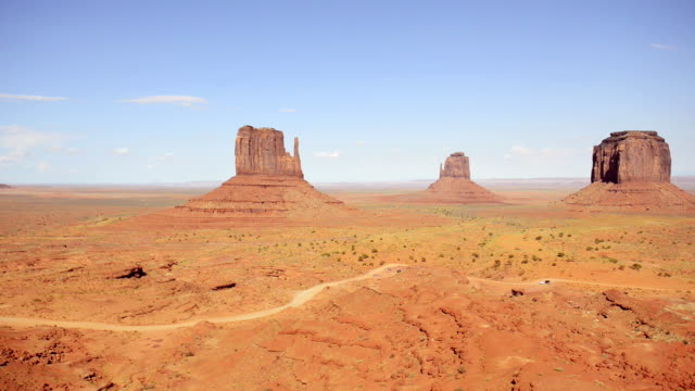 Monument Valley timelapse video