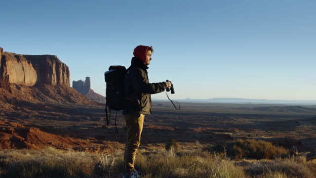 Monument Valley Tourist video