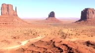 Monument Valley Tribal Park video