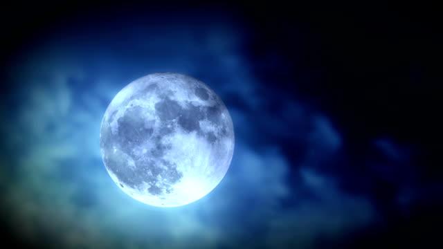 Moon Timelapse video
