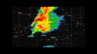 Moore, Oklahoma 2013 Tornado Doppler Radar video