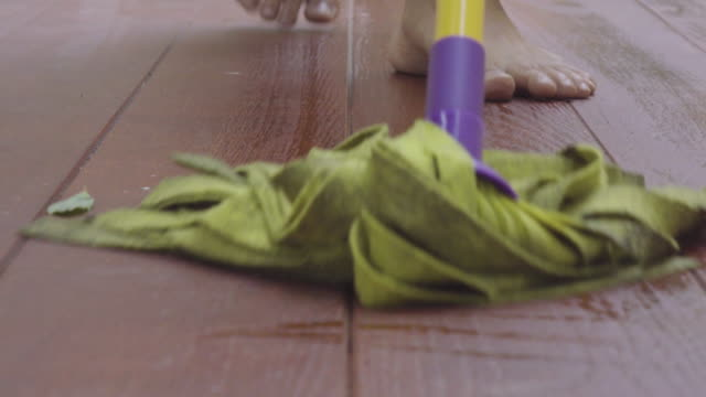 Mopped. video