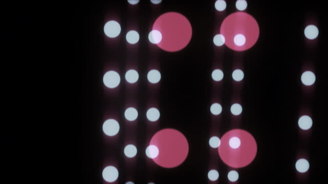More Dancing Dots, Looping HD Background video