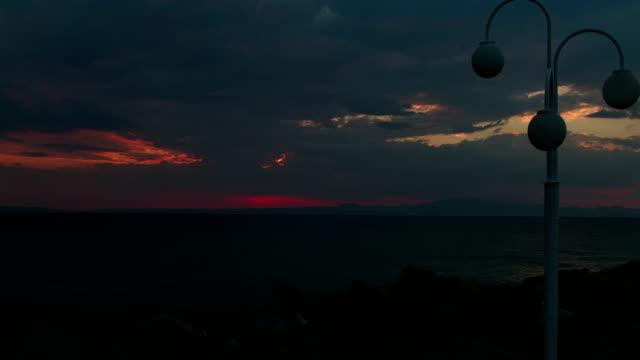 morning at the sea berth video