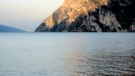 Morning by the Garda lake video