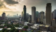 Morning in Manila - Time Lapse video