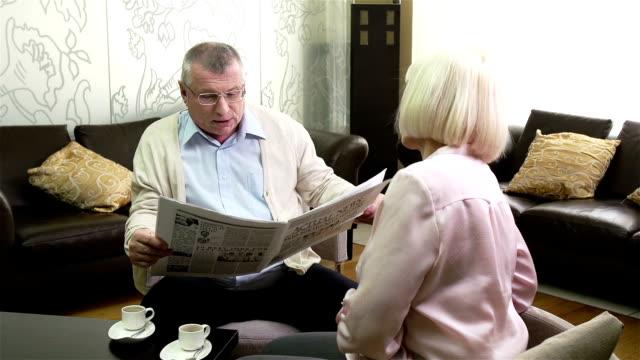 Morning Newspaper video