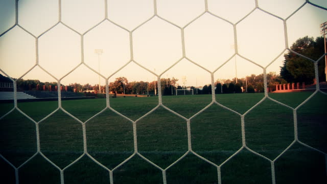 Morning Soccer Field video