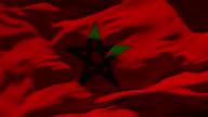 Morocco Flag video