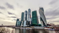 Moscow City video