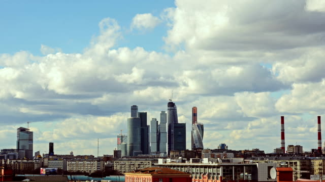 Moscow International Business Center video