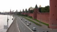 Moscow kremlin HD video
