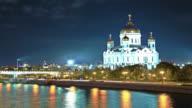 Moscow landmark video