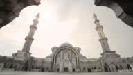 Mosque Kuala Lumpur video