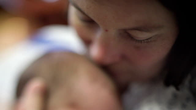 Mother and Baby video