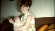 Mother and Daughter 1960's video