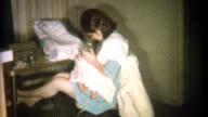 Mother Nursing Child 1960's video