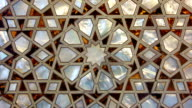 Mother of pearl mosaic from istanbul video