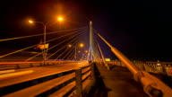 Motion Control Timelapse:Traffic on Rama VIII Bridge Thailand video