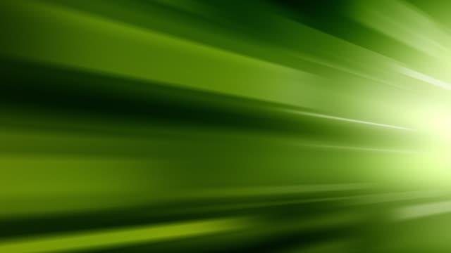Motion Streaks Loop - Deep Green video