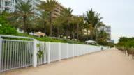 Motion video of Miami Beach FL video