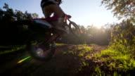 Motocross video