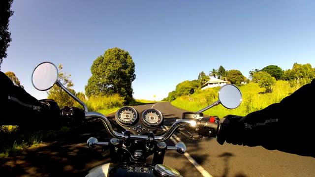 Motorbike Bend video