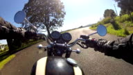 Motorbike Ride video