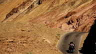 Motorcycle Ride in Death Valley video