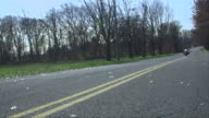 HD: Motorcycle riding video
