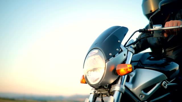 Motorcycle road trip video