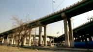 Motorcycles in Tehran video