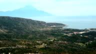 Mount Athos view video