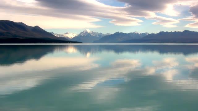 Mount Cook & Lake Pukaki video
