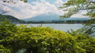 Mount Fuji video