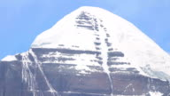 TIME LAPSE: Mount Kailash close up, Holy mountain video