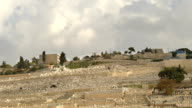 Mount of Olives and Grave Yard video