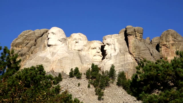 Mount Rushmore National Memorial video