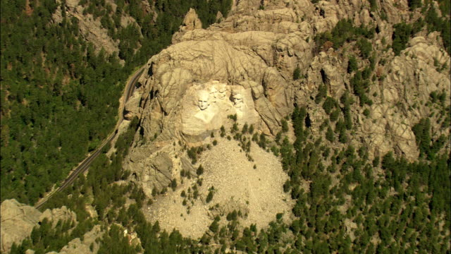 Mount Rushmore video