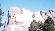 Mount Rushmore (Archival 1950s) video