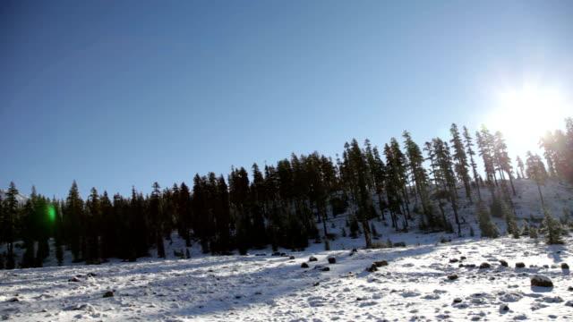 Mount Shasta Mountain video