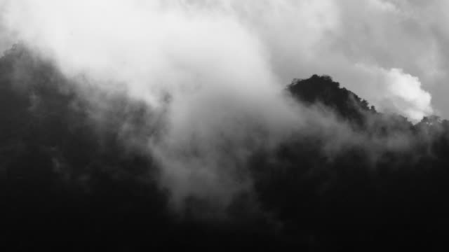 Mountain and Clouds video