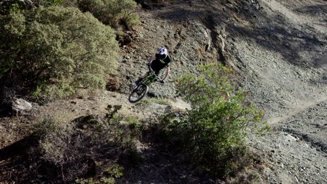 Mountain Bike Jump Extreme Sports video
